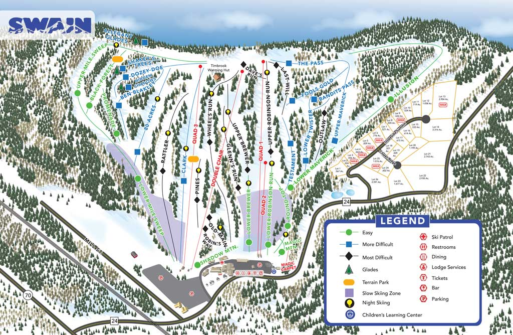 Trail Map - Swain Resort on new york state ski areas, ny hiking trails map, poconos ski resort map, new england ski areas map, bretton woods ski resort map, blue knob ski resort trail map, new england ski resorts map, mammoth ski resort map, lake placid ski resort map, old forge ny snowmobile trail map, india ski resorts map, lookout ski resort idaho map, new york ave dc, beech mountain ski resort map, park city trail map, spring mountain ski resort trail map, new york resorts and lodges, sunrise ski resort map, new york state skiing, new jersey ski resorts map,