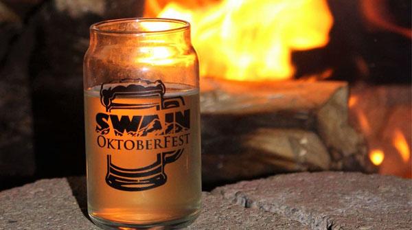 Swain Beer Festival Tasting Glass