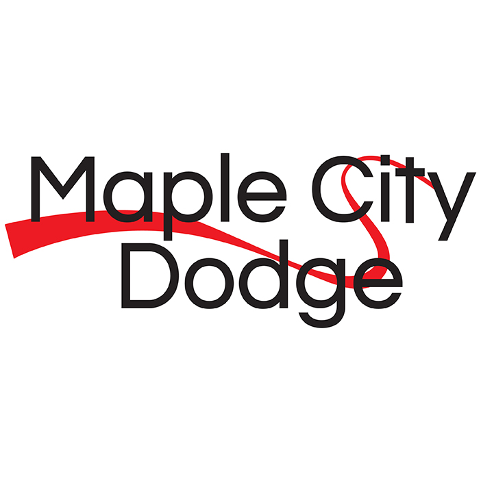maple city dodge logo